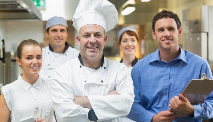 Команда шеф-повара